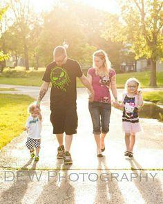 Family Portraits DEW Photography - Michigan