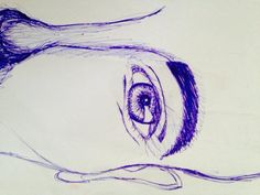 60 second sketch -Antonella Pachta 2015 Art Sketches
