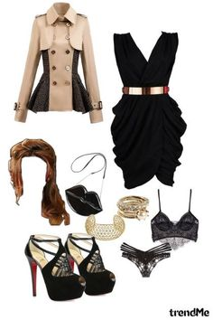christmas party from rina01 - trendme.net Fall Winter, Autumn, Party, Christmas, Image, Collection, Fashion, Xmas, Moda