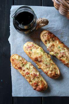 Pinterest Food: le egg boats per i picnic | Vita su Marte