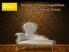 Presenting an irresistible range of #ChaiseLounge & #DesignerSofasinPune that will keep you speechless. Visit Mio Divano for details