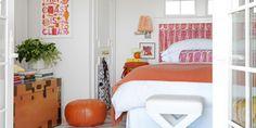 Designer Mona Ross Berman reveals her inspiration behind a retro beach house.