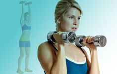 Multitask Your Way to a Fit Bod by Doing These 3 Dumbbell Moves on the Treadmill