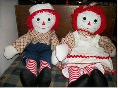 Ragedy Ann & Andy