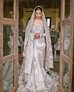 30 Exciting Indian Wedding Dresses That You'll Love ❤ indian wedding dresses lace beaded jeweled silver lehenga sari oshoot #weddingforward #wedding #bride #weddingoutfit #bridaloutfit #weddinggown