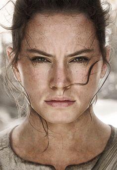 In love with Rey ❤️ #ForceAwakens