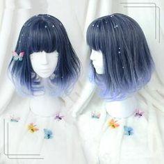 butterfly lolita wig IZ101