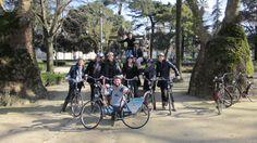 Bicycle, Gardens, Tours, Park, Check, Self, Porto, Bicycle Kick, Bike