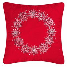 Red Pillows, Couch Pillows, Throw Pillows, Loft Studio, Living Room Red, Living Room Decor, Mandala Design, Happy Friday, Red Coffee Tables