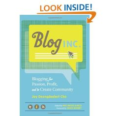 Blog Inc - can't wait to read this when it is released soon! by Joy Cho of Oh, Joy!