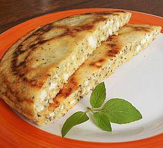 Como variar (e muito) sua omelete?! - Treino, Nutrição e Beleza