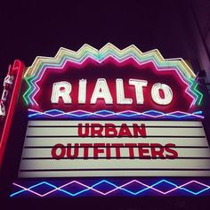 After! We're OPEN at our new store in Downtown Los Ángeles, located in the historic Rialto Theater. #uonewstore #uorialto