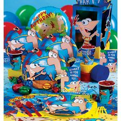 FUN!!!!!! I'm a little old for this, but I never did get this as a child. Can I please have a P birthday party this year?