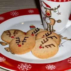Pancakes, Christmas Gifts, Cookies, Breakfast, Food, Xmas Gifts, Crack Crackers, Morning Coffee, Christmas Presents