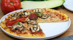 Cauliflower Pizza Crust - Gusto