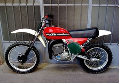 KTM MC 250 1976