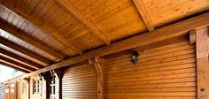 Los paneles sándwich de madera THERMOCHIP® se adaptan a cualquier tipo de hogar   #panel #madera #techo #decoracion #design #architecture