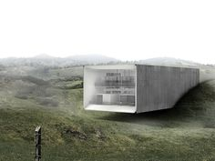 Clever, Cool Rainforest Office Is a Natural Wind Tunnel