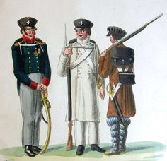 The Russian Amry in Hamburg (1814): the Uniform Plates of the Suhr Brothers
