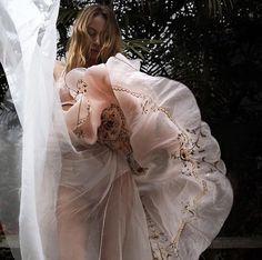Nevenka / Bridal Gowns & Bridesmaids / Eastern European / View more: http://thelane.com/brands-we-love/nevenka