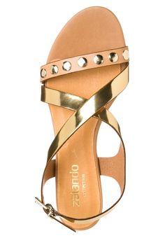 ec25dc53e  Zalando collection  sandali  sandals  oro  gold  metallic