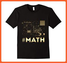 Mens AWESOME ENGINEER MATH COLLEGE GIFT IDEA GRADUATION T-SHIRT 3XL Black - Math science and geek shirts (*Partner-Link)