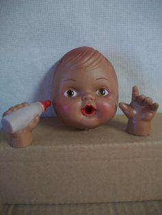 1211 Best Doll Heads And Parts Images Doll Head Doll