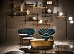 Baxter   Find Modern Floor Lamps at iSaloni 2016 - see more at  http://modernfloorlamps.net/modern-floor-lamps-isaloni-2016/