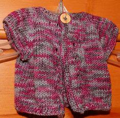 Ravelry: Summer Baby Cardi pattern by Emily Gargus free pattern