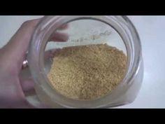 Farinha de rosca sem glúten - YouTube       https://www.youtube.com/watch?v=Jo8hVlHthWM