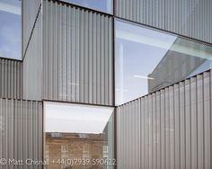 Curtain Road by Duggan Morris Architects © Matt Chisnall