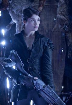Gemma Arterton as Gretel in 'Hansel & Gretel: Witch Hunters'