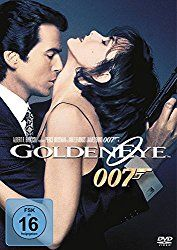 James Bond Hotspots, James Bond - Goldeneye [DVD & Blu-ray]