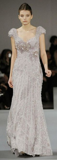 Elie Saab Couture gray