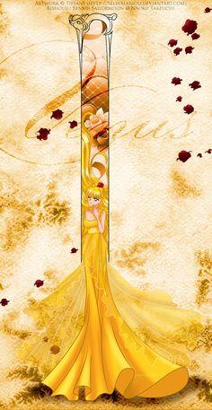 the princess of Venus by selinmarsou.deviantart.com on @deviantART