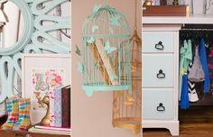 Interior designer and blogger Kristin Jackson's daughter's room in their Atlanta home