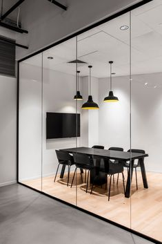 Feel Inspired by these Office Lighting! Find more contemporarylight… lighting,… – Modern Corporate Office Design Corporate Office Design, Office Space Design, Modern Office Design, Corporate Interiors, Office Interior Design, Office Interiors, Modern Offices, Office Designs, Modern Office Spaces