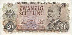 20 Schilling 1956 (v. Welsbach)
