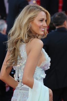 """Blake Lively ♥ #BlakeLively. """"True friendships endure the tests of all four seasons, and survive all ups and downs like the friendship of Blair and Serena."""" - Deodatta V. Shenai-Khatkhate"""