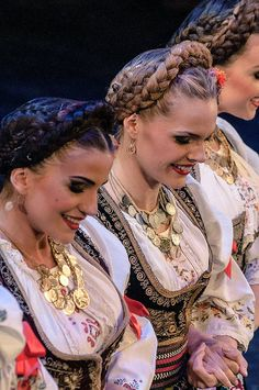 Folk costume from Central Serbia *ansambl KOLO foto Jelena Janković Serbian Wedding, Serbia Travel, Costumes Around The World, Folk Dance, Beautiful Costumes, Culture, Historical Clothing, Folk Clothing, Folk Costume