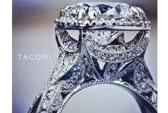 Tacori's distinctive details make every design, one of a kind.