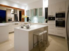 Photo of a kitchen with tiles from the realestate.com.au Home Ideas Kitchen galleries - Kitchen photo 242710. Browse images of kitchen designs using tiles.