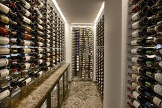 Wine Room I The Bocuse Restaurant I The Culinary Institute of America