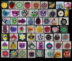 Chat Crochet, Crochet Amigurumi, Free Crochet, Creative Bubble, Bubbles, Holiday Decor, Boutique Etsy, Ajouter, Voici
