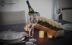 Dicas de decoração de mesas por Patricia Junqueira {Home, Receber & Baby} www.patriciajunqueira.com.br