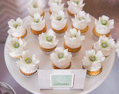 Pretty Mini Cupcakes