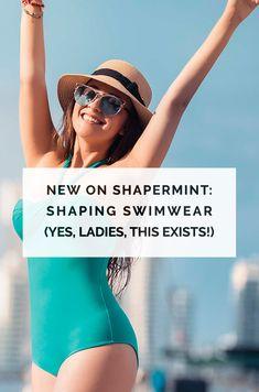 d546860384514 New on Shapermint  Shaping Swimwear (Yes