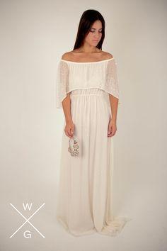 White Sugar By White Gatache     #wedding #weddingdrees #bridal #bride #novias #atelier #vintage #whitegatache #whitesugar #noviasdiferentes #noviasespeciales #style #lovevintage #detallesnovias