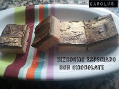 Bizcocho especiado con chocolate - Carolus Cocina