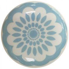 Puxador de cerâmica